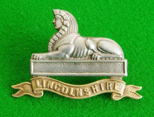 Lincolnshire Regiment- Territorials.