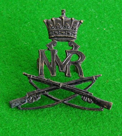 Norfolk Volunteer Regiment.