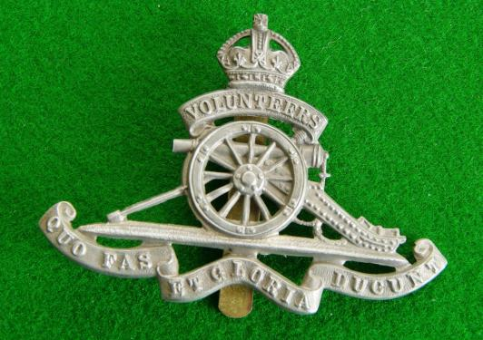 Royal Artillery- Volunteers.