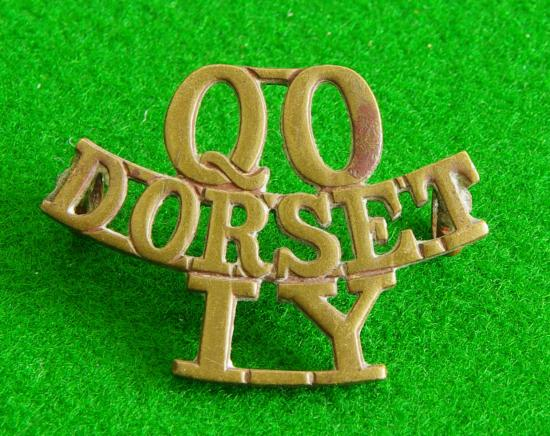 Queen's Own Dorset Imperial Yeomanry.